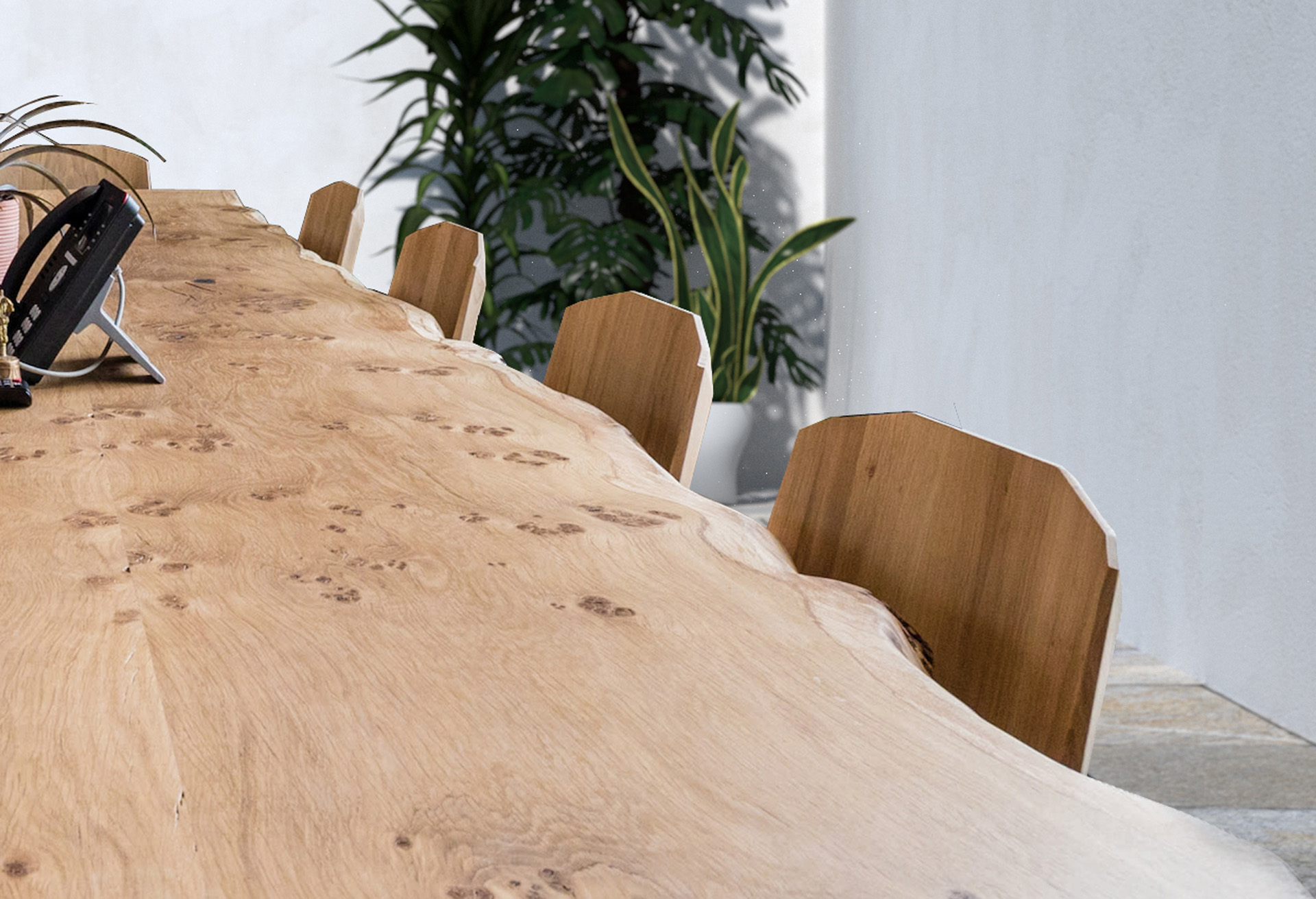 Sustainable Office Furniture Meeting