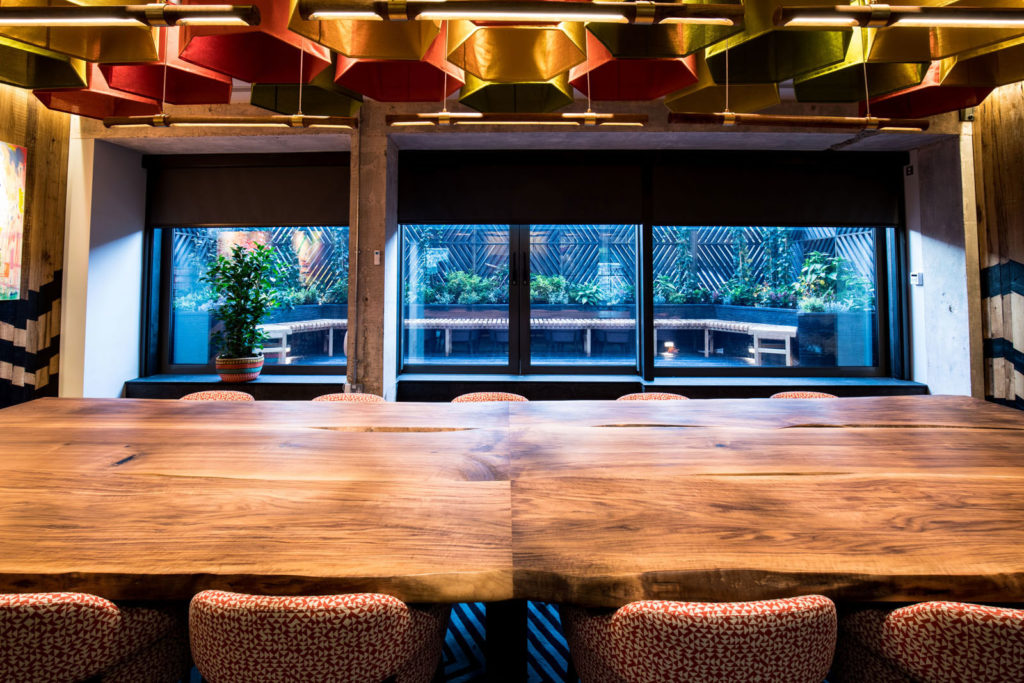 Nando's Boardroom Table