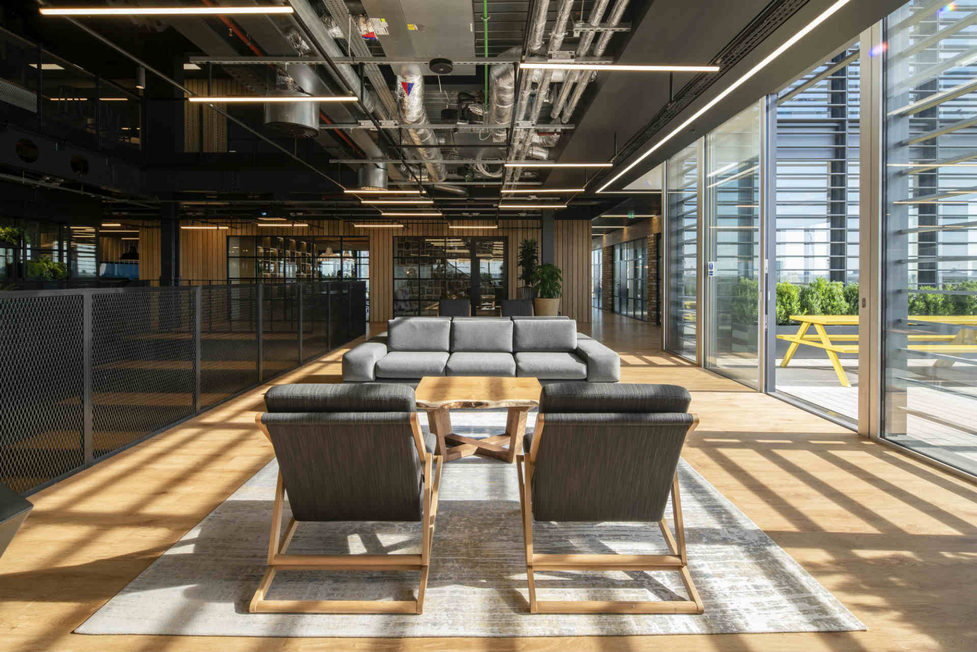 Timber furniture connects us with nature, fostering our wellbeing in the workplace. Forest & Maker explains why tiimber furniture is a sound investment